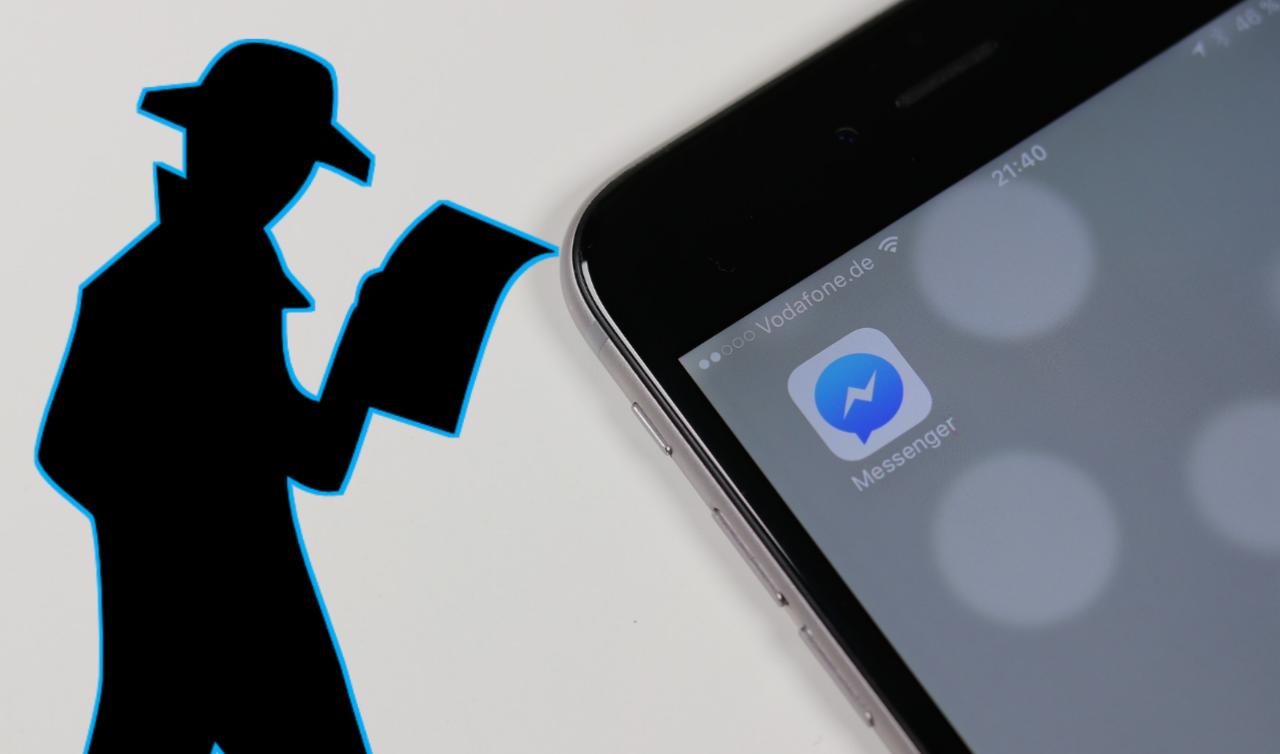 فضيحة : Facebook توظف أشخاص للأستماع لمحادثات Facebook Messenger الصوتية الخاصة بك