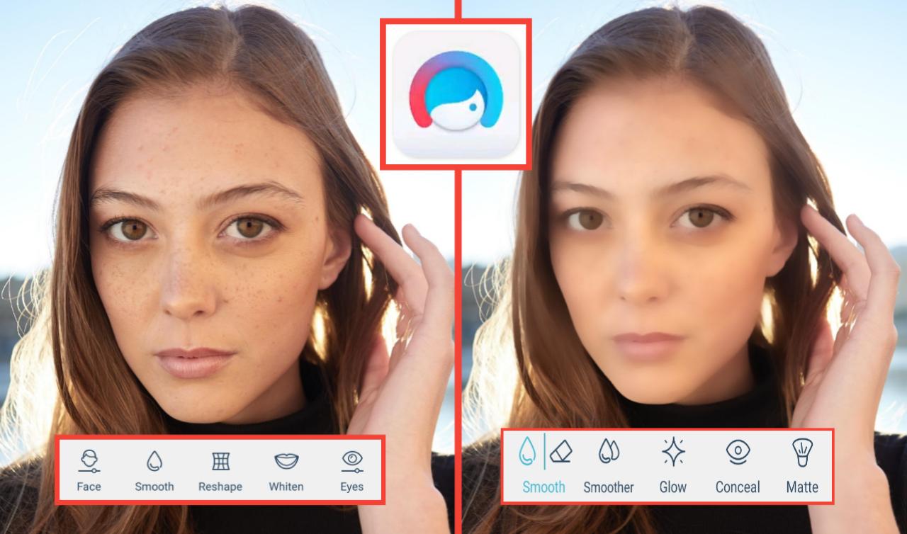 تطبيق Facetune المدفوع لتعديل الصور بطريقة احترافية أصبح مجاني للأبد