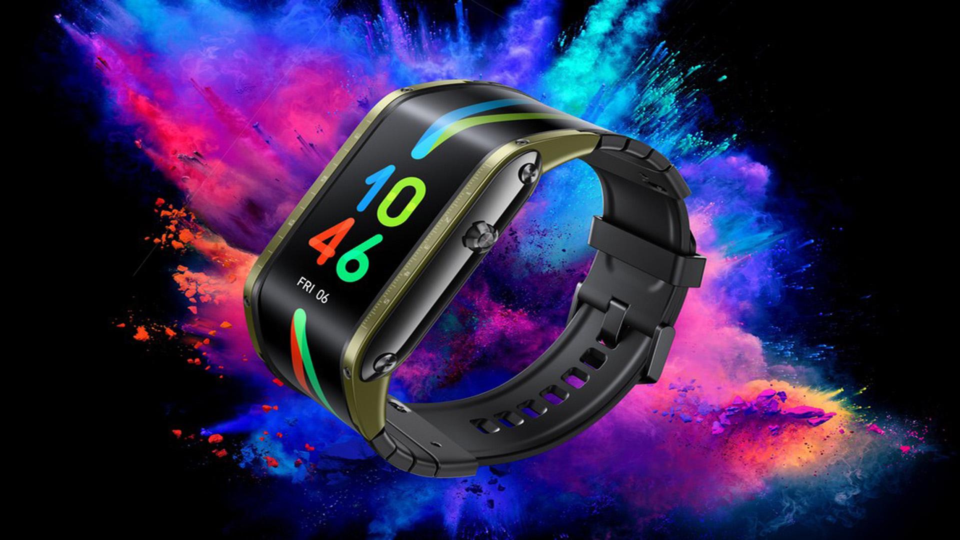أكتوبر المقبل موعد طرح الساعة الذكية Nubia Watch في أسوق العالم بسعر مغري