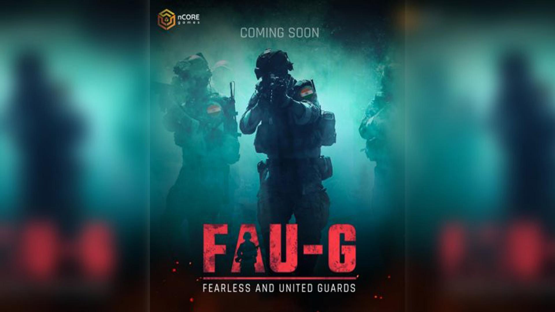 لعبة FAU-G الهندية متعددة الاعبين بديل PUBG بعد حظرها