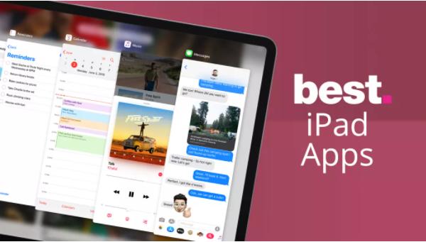 iPad apps of 2020