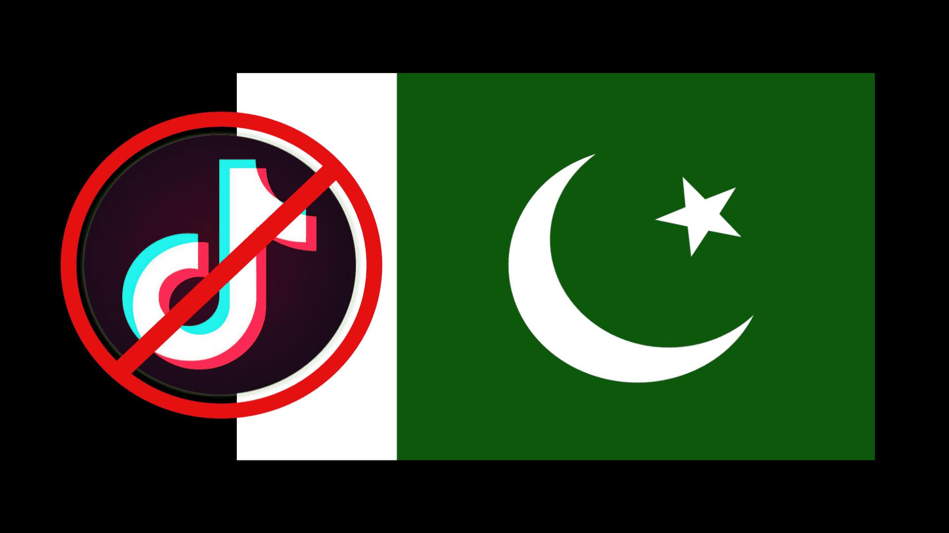 حظر TikTok في باكستان والسبب الفيديوهات البذيئة والفاحشة