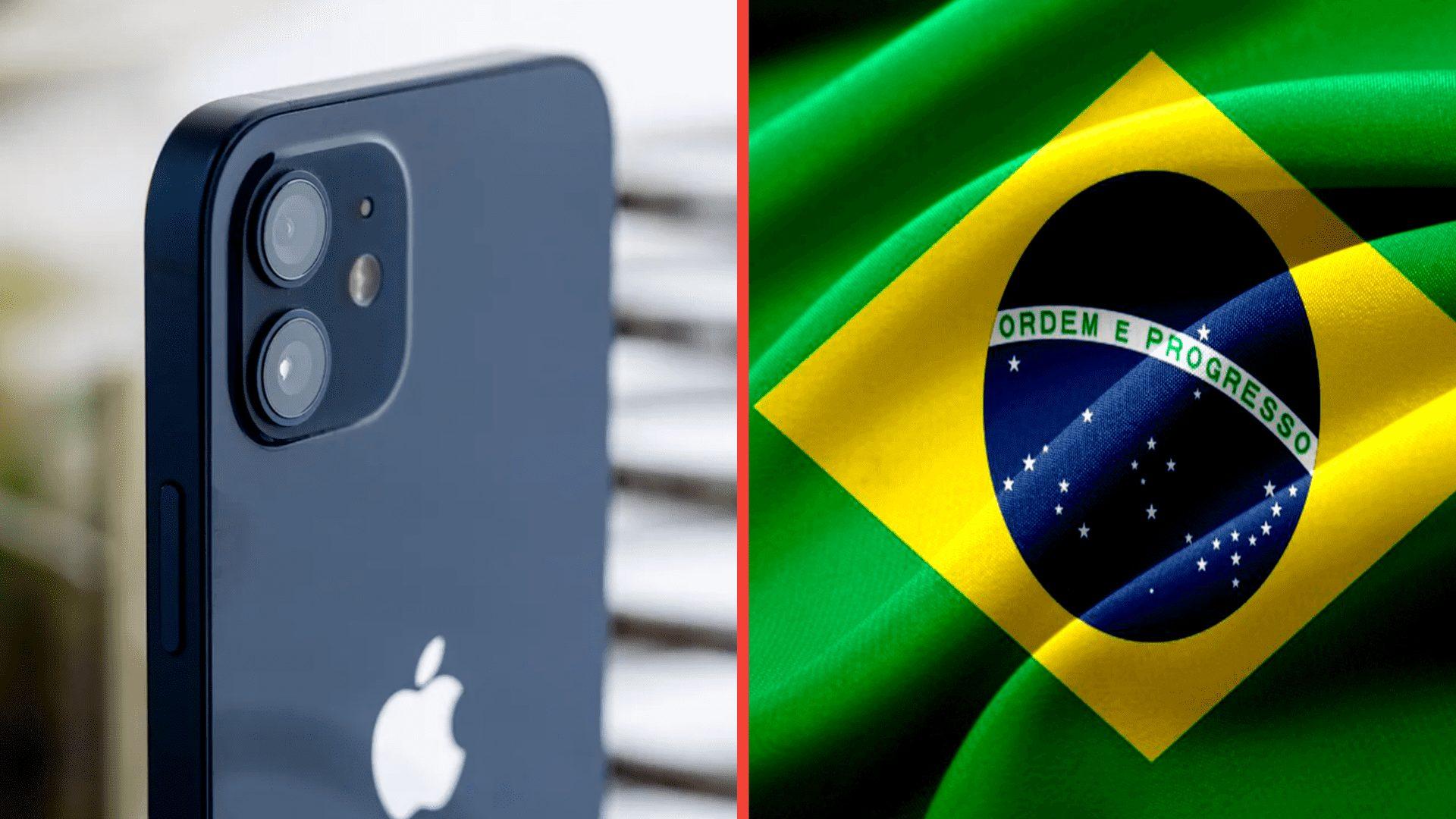 البرازيل تغريم Apple مبلغ 2 مليون دولار والسبب iPhone 12
