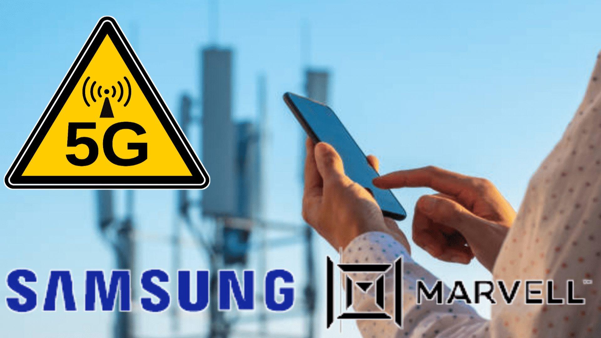 تعاون Samsung و Marvell في تطوير شبكات 5G بتقنية MIMO