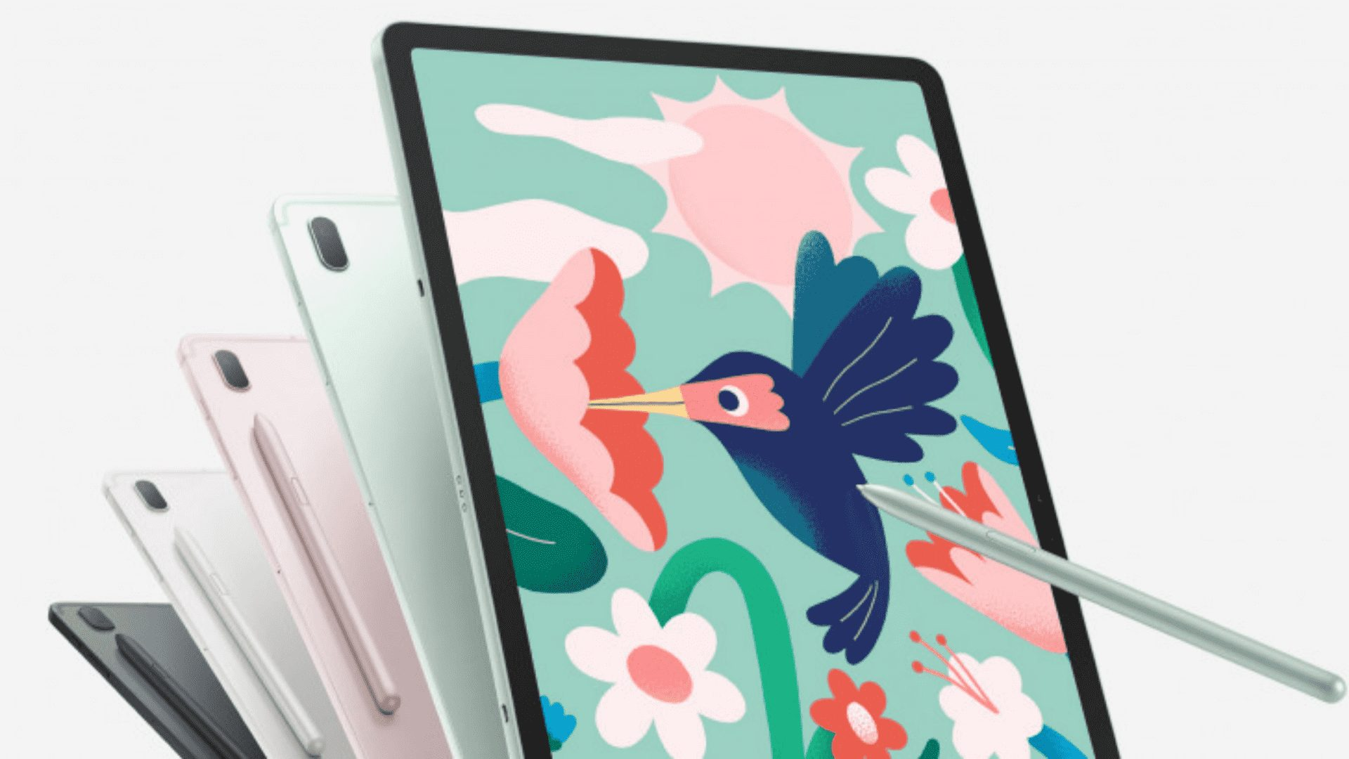 الاعلان عن Galaxy Tab S7 FE و Galaxy Tab A7 Lite من Samsung