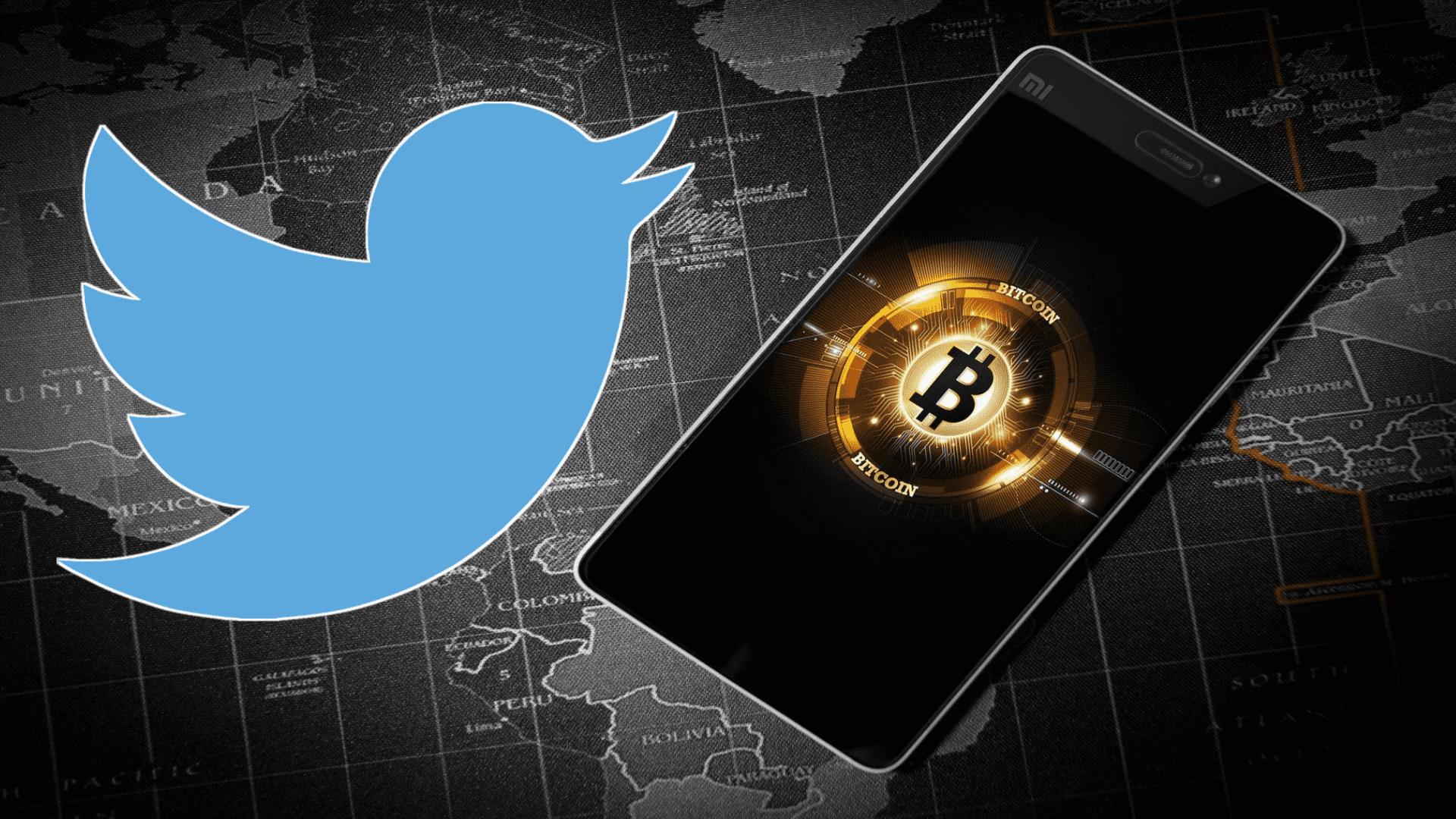 جاك دورسي البيتكوين هو مستقبل تويتر ويشكل جزء كبير منة