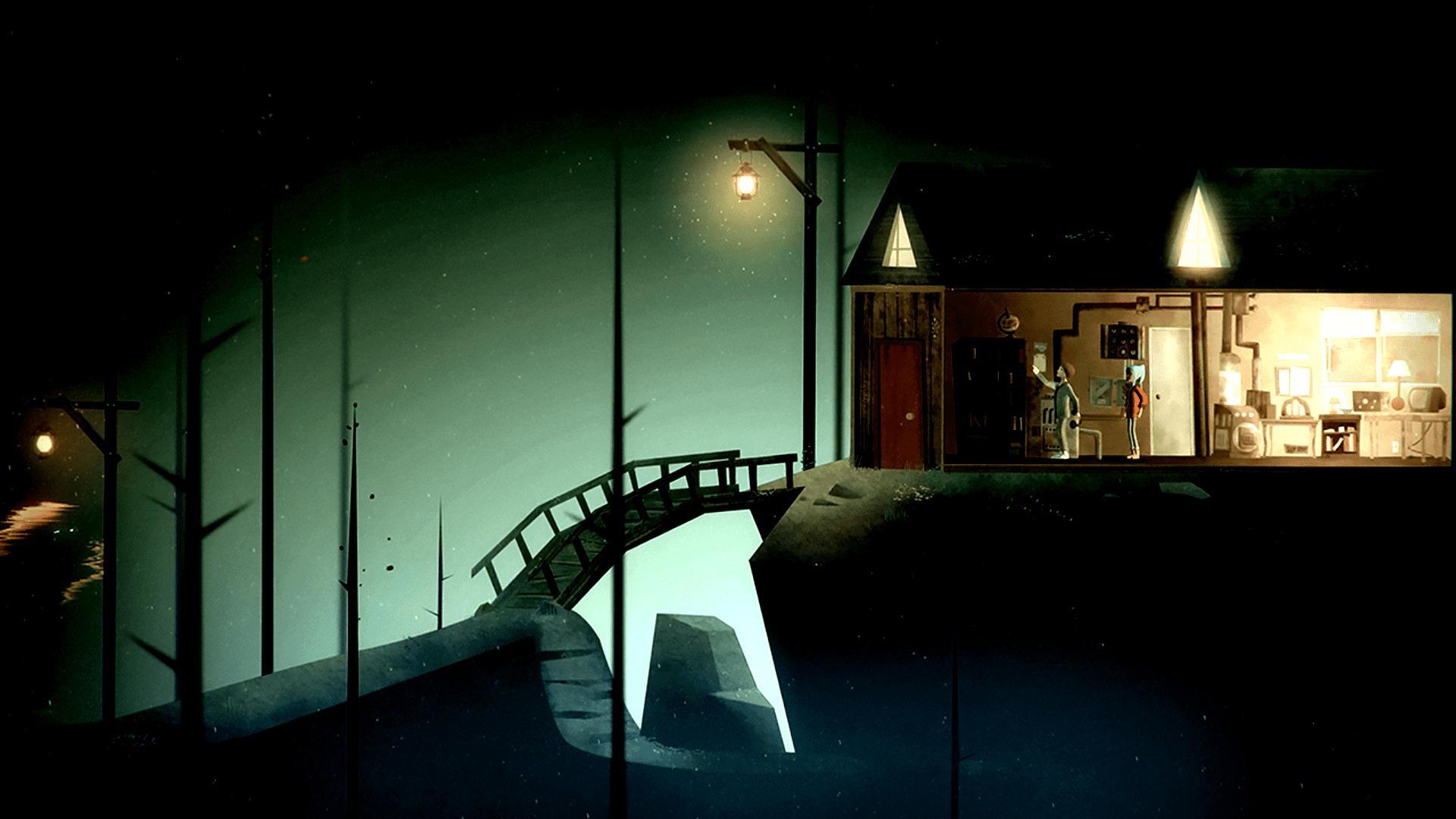 شركة نتفلكس تستحوذ على لعبة Oxenfree مع مطوورها Night School Studio